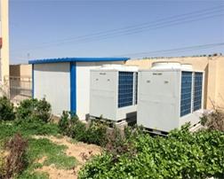 河北邢台临城养老院供暖项目