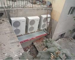 河北福声电器供暖项目